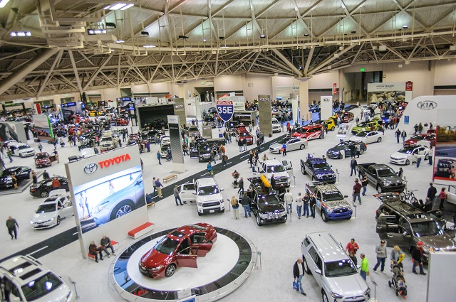 Twin Cities Auto Show WE LOCAL PEOPLE - Auto convention