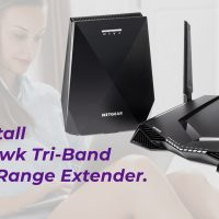 Reconnect to Mywifiext using Ethernet Cables