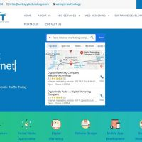 Web based database development