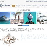 Rivera Maya Catamaran Charter
