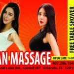 88 Sand Lake Massage | Asian Spa Open