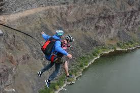 BASE Jumping Twin Falls Idaho