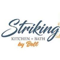 Striking Kitchen + Bath by Bel