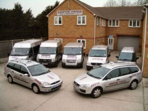 Arrow Taxis Essex Ltd