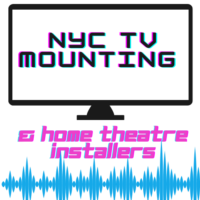 NYC TV Mounting & Home Theatre Installers