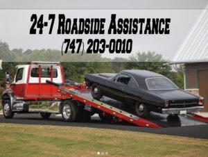 24-7 Roadside Assistance