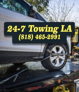 24-7 Towing LA