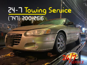 24-7 Towing Service