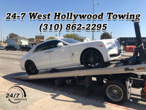 24-7 West Hollywood Towing