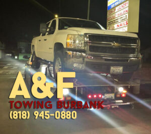 A&F Towing Burbank