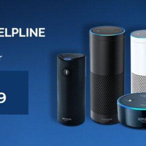 Smart Speaker Helpline