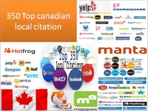 Canadian Local Citation