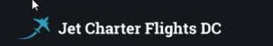 DC Private Jet Charter Flights