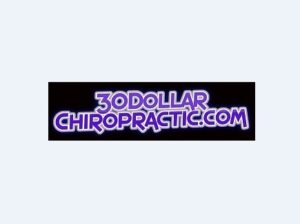 30 Dollar Chiropractic