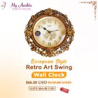 Buy Modern Wall Clocks Online