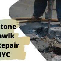 Leaking Steps Repair Work in NYC