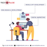 Custom Website Development Service in Victoria