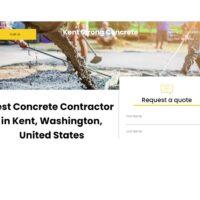 Kent Strong Concrete
