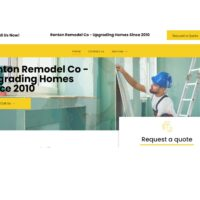 Renton Remodel Co - Upgrading Homes Since 2010