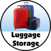 Time Square Luggage Store