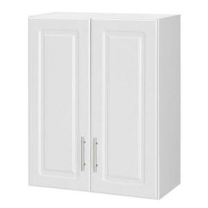 30 in. H MDF Topper 2-Door Wall Cabinet in White Brand new